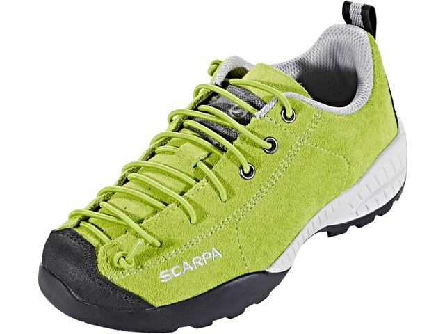 Scarpa Mojito Shoes Kinder mantis/green